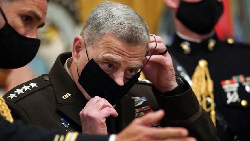 Beyaz Saray'ın ardından Pentagon'da corona alarmı