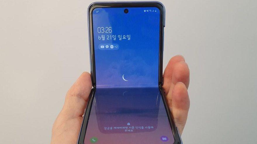 Apple'dan kendini onaran telefon