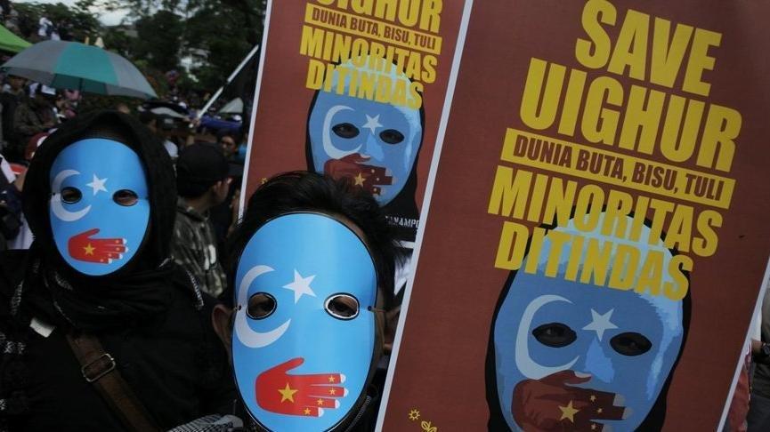 39 ülkeden Çin'e Uygur mektubu