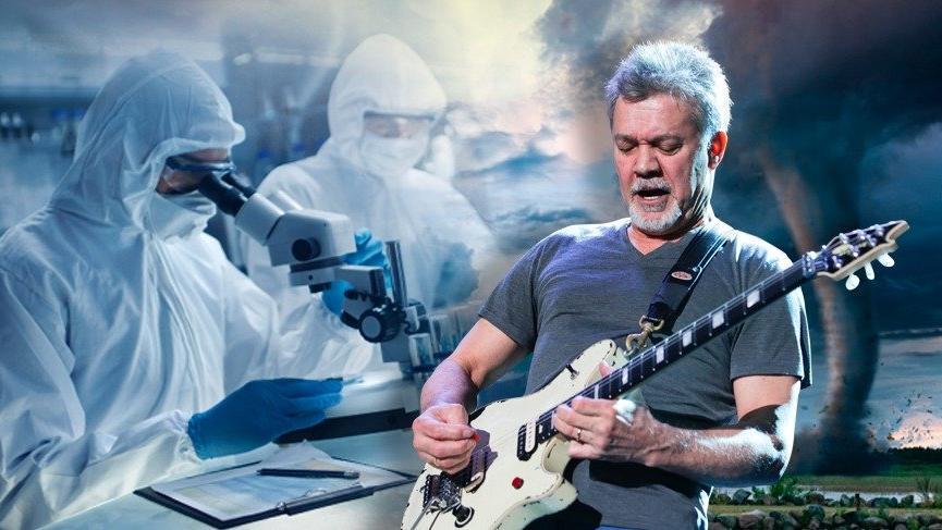 Bu haberleri kaçırmış olabilirsiniz | Hortum, vakalar ve Van Halen…