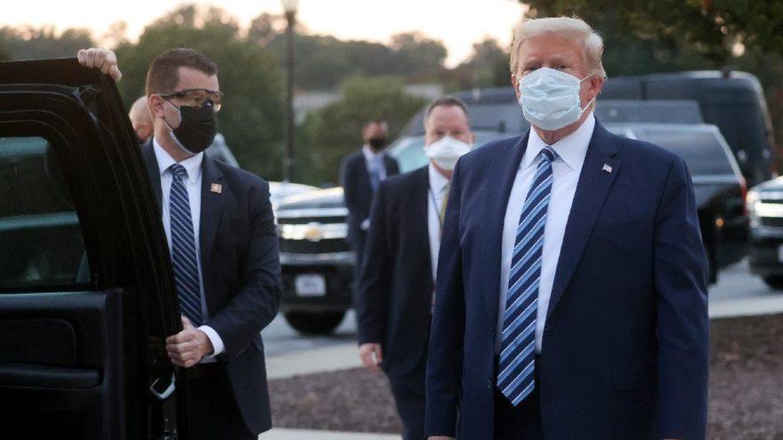Seçim öncesi Trump'a aşı darbesi