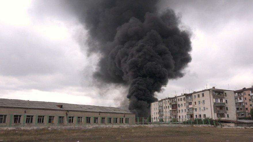 Azerbaycan-Ermenistan gerilimi: Düşman kaçıyor