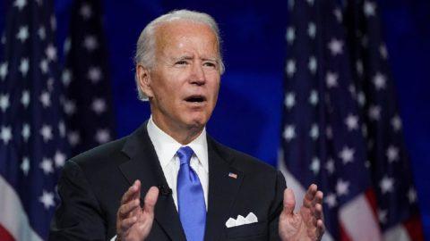 Joe Biden'dan tuhaf açıklama: 4 yıl sonra tekrar görmek istiyorum