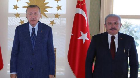 Meclis ile Saray arasında ilk çatışma! Erdoğan imzaladı, Şentop iki yıldır uygulamıyor