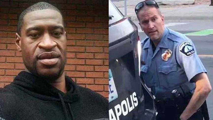 George Floyd'u öldüren polis memuru Derek Chauvin serbest bırakıldı