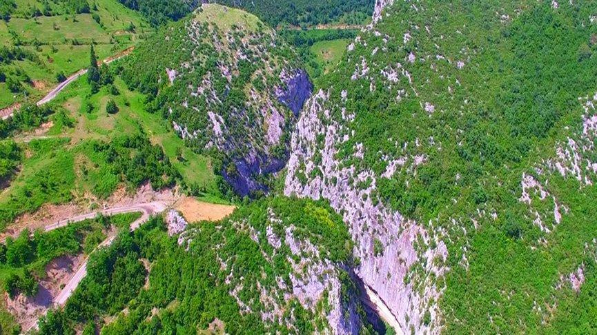 Ulukaya Şelalesi 'kesin korunacak hassas alan' ilan edildi