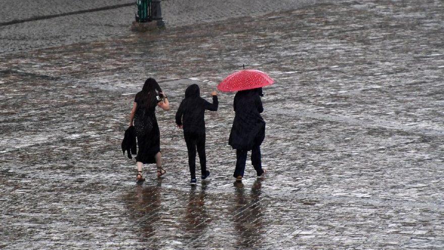 Ankara Valiliği'nden hava durumu uyarısı! Yarına dikkat!