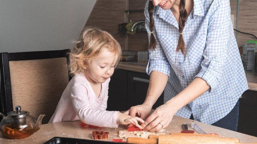 Bebek bisküvisi nasıl yapılır? Evde bebek bisküvisi tarifi ve malzemeleri…