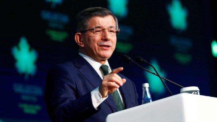 Davutoğlu'ndan Erdoğan'a 'dini referans' tepkisi: Devlet vaaz verme yeri değildir