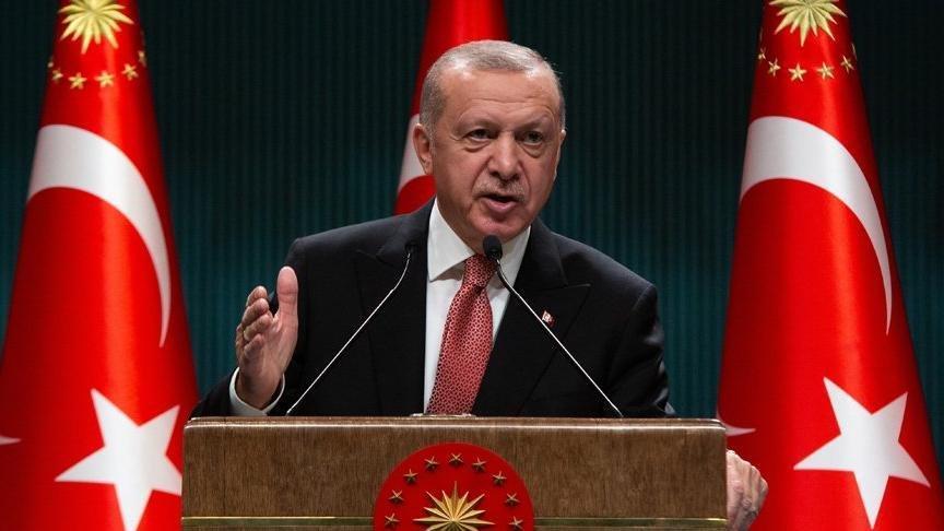 Cumhurbaşkanı Erdoğan: Suriye'de kalıcı değiliz