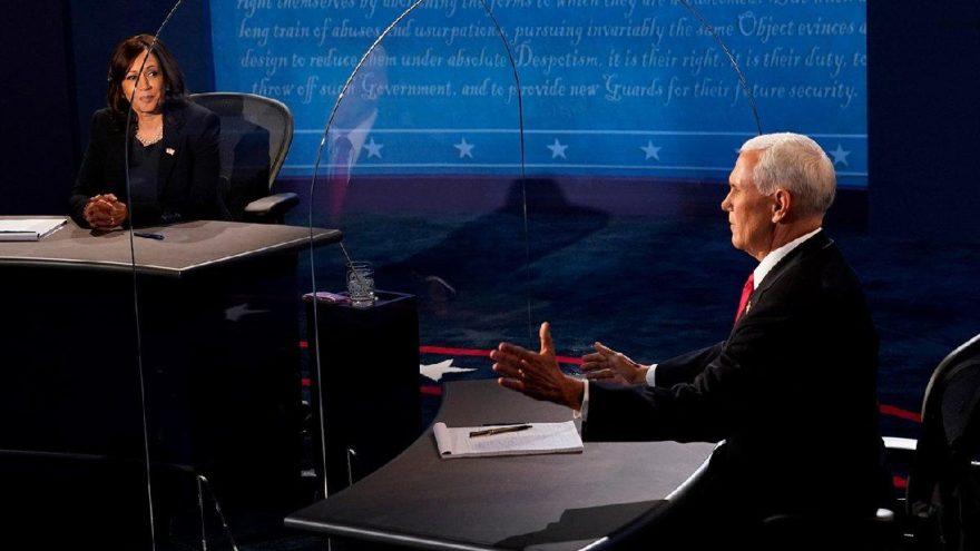 ABD'de bu kez de Pence ve Harris kozlarını paylaştı: En büyük başarısızlık
