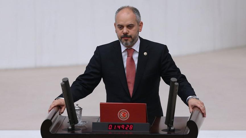 AKP İstanbul Milletvekili Kılıç coronaya yakalandı