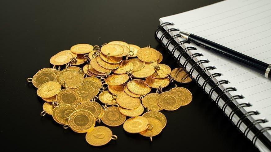 Çeyrek ve gram altın fiyatları haftayı yükselişle kapattı