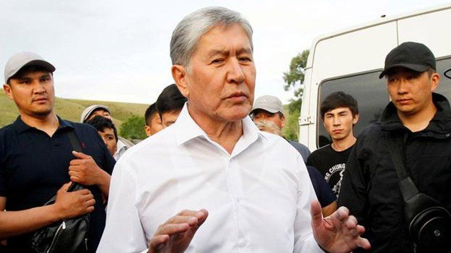 Kırgızistan'da tansiyon yükseliyor! Eski cumhurbaşkanına suikast girişimi…