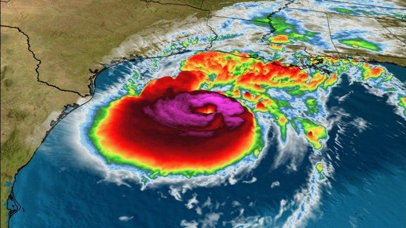 ABD'nin başı beladan kurtulmuyor: Şimdi de Delta Kasırgası