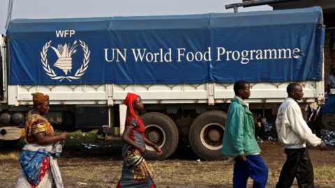 2020 Nobel Barış Ödülü'nün sahibi Dünya Gıda Programı