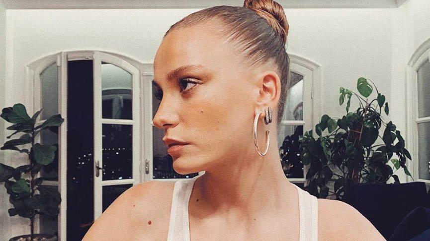 'Serenay Sarıkaya sahte isimle estetik yaptırdı' iddiası
