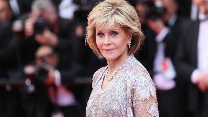 Kaç yaşında olduğuna inanamayacaksınız! Jane Fonda sırrını açıkladı