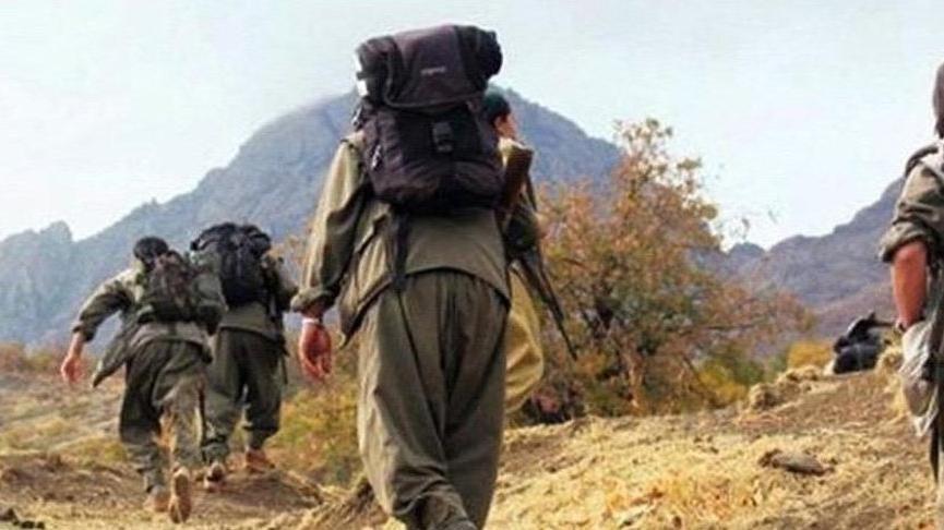 Ermenistan'a giden PKK'lı teröristler Süleymaniye'den