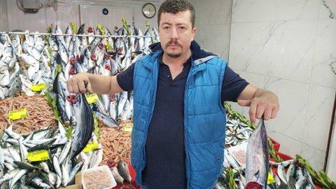 Tezgahlarda palamut azaldı, fiyatlar 15 liradan 25 liraya yükseldi