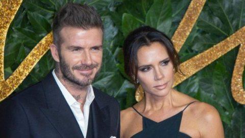 David Beckham'dan eşi Victoria'ya yasak
