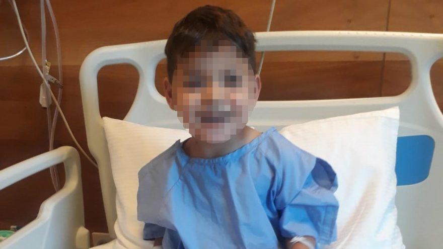 Üç yaşındaki R.E., sessiz sedasız toprağa verildi