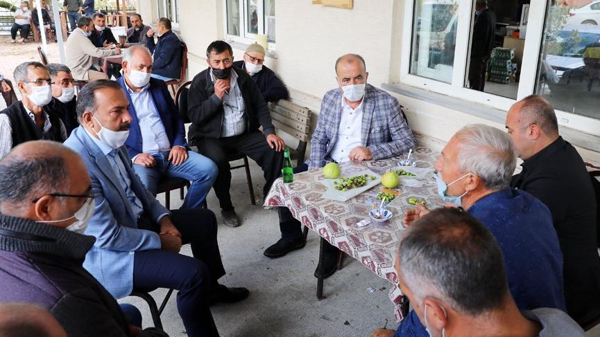 CHP'li belediye doludan zarar gören üreticiye destek verecek