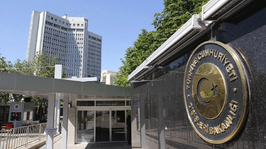 Dışişleri Bakanlığı'ndan BMGK'ya 'Kapalı Maraş' tepkisi