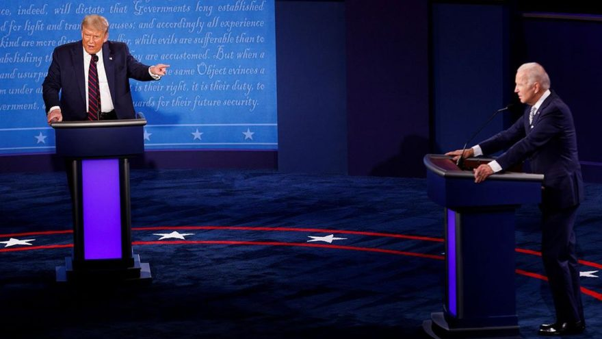 ABD seçimlerinde kritik gelişme! İkinci tartışma iptal oldu