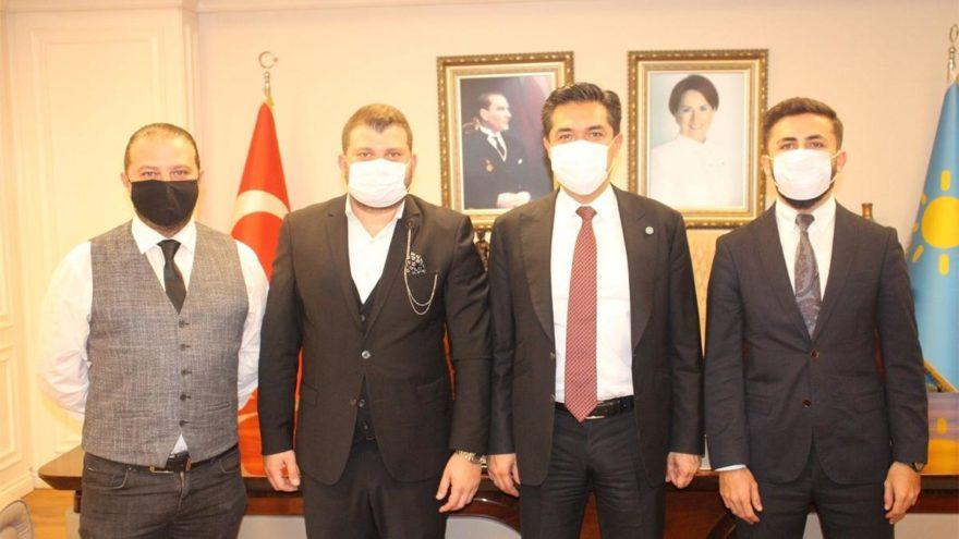 İYİ Parti'nin İstanbul İl Gençlik Kolları Başkanı belli oldu