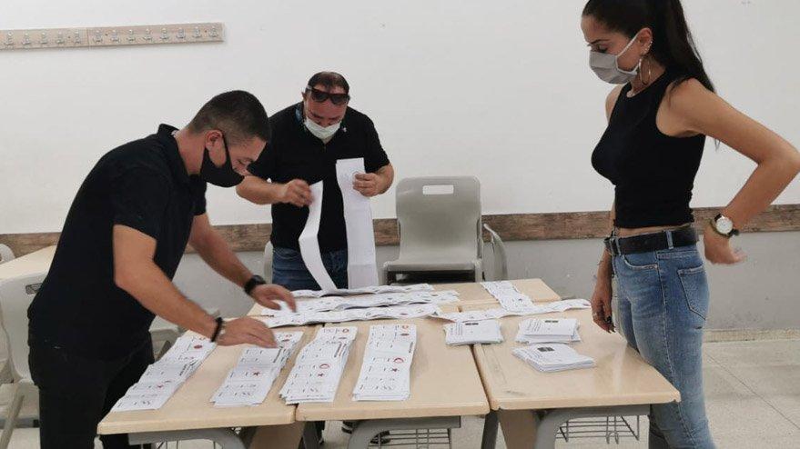 Kıbrıs'ta Cumhurbaşkanlığı seçimi 2. tura kaldı