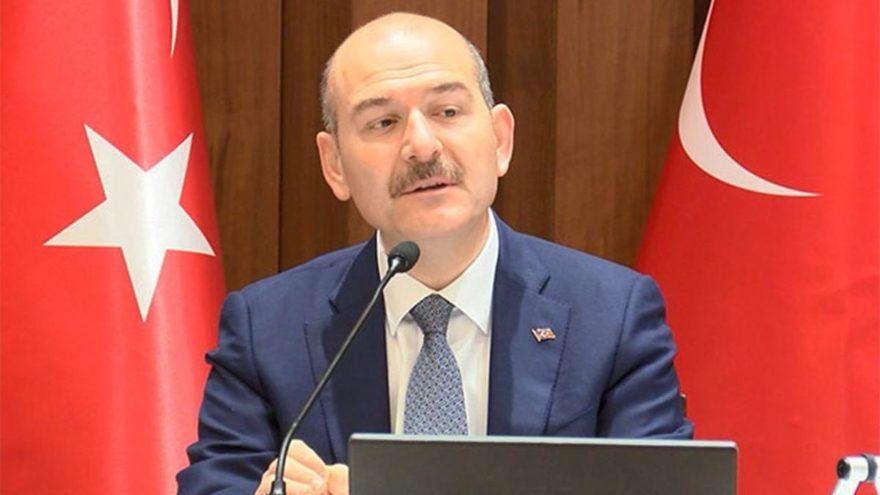 İçişleri Bakanı Soylu: Hatay'daki yangınla ilgili 2 kişi gözaltında