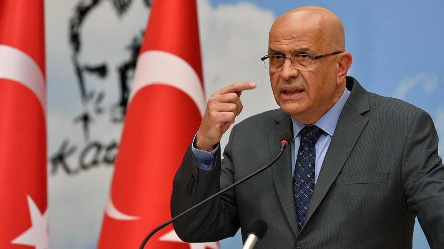 'Berberoğlu elini kolunu sallayarak Meclis'e gitmeli'