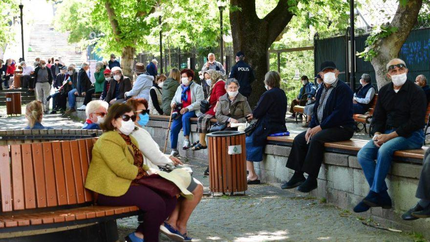 Zonguldak'ta 65 yaş üstüne yeni kısıtlamalar