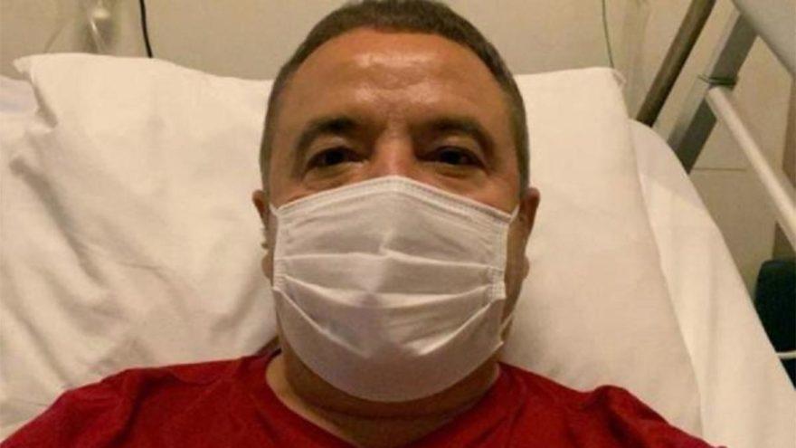 Başkan Muhittin Böcek'in durumuyla ilgili hastaneden açıklama