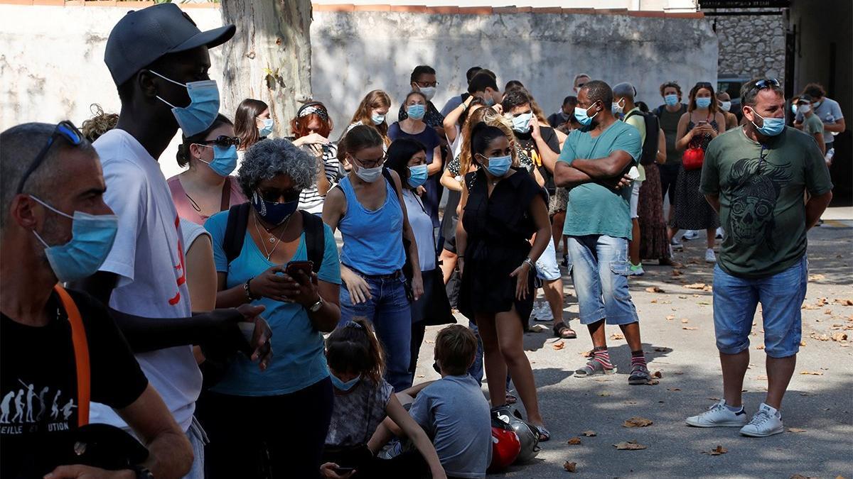 DSÖ'den coronaya karşı 'sürü bağışıklığı' sistemini uygulayan ülkelere sert tepki: Ahlak dışı