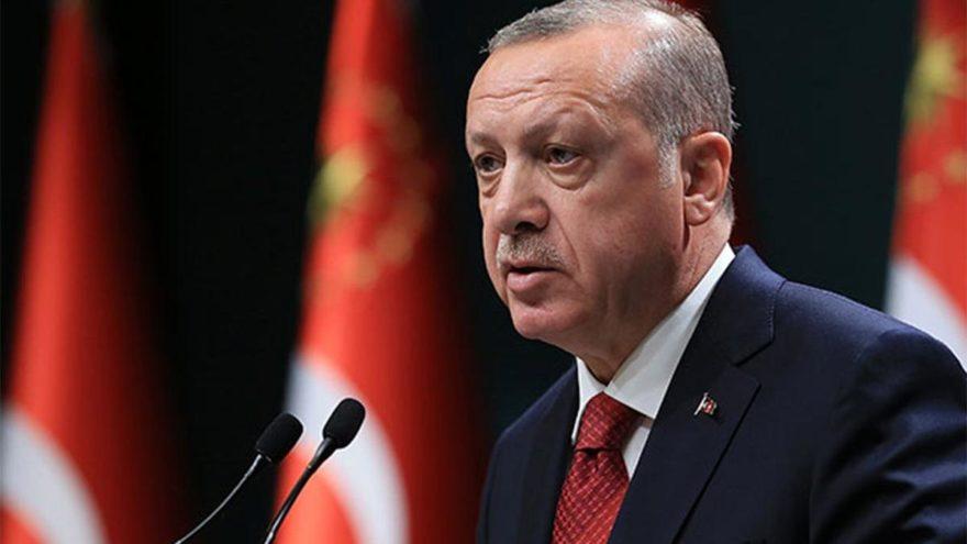 Erdoğan'dan AB'ye Doğu Akdeniz ve Azerbaycan çağrısı