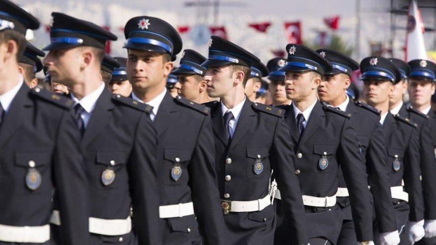 Polislik başvuruları için gözler açıklamada