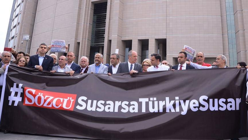 Skandal karara siyasilerden tepki: Adalet yerle bir edildi