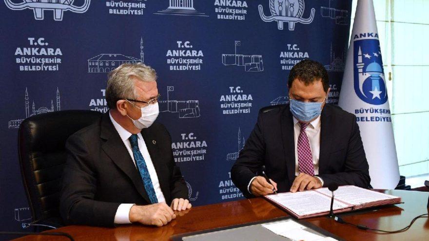 Ankara'nın yeni metrosunu İBB yapacak