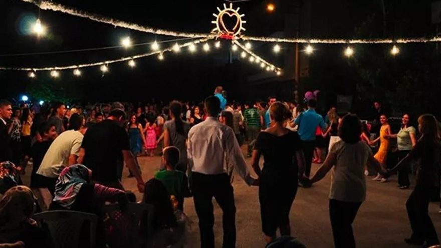 Adana'da sokak düğününe 111 bin 300 TL maske mesafe cezası