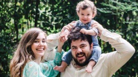Eser ve Berfu Yenenler çiftinin yeni çocuk heyecanı