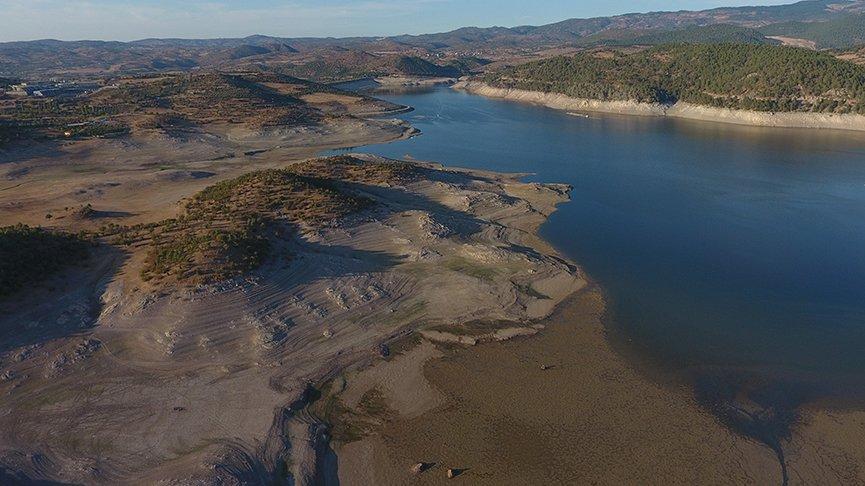Çaygören Barajı alarm veriyor