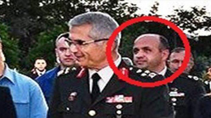 Ege Ordusu Komutanı'nın eski emir subayı Fevzi Öztürk gözaltına alındı
