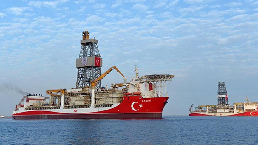 Bakan Dönmez: Kanuni sondaj gemimiz Karadeniz'e dümen kıracak