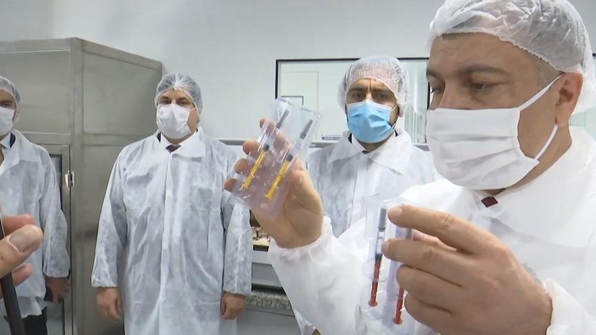 Sağlık Bakanı Fahrettin Koca'dan yerli aşıyla ilgili açıklama