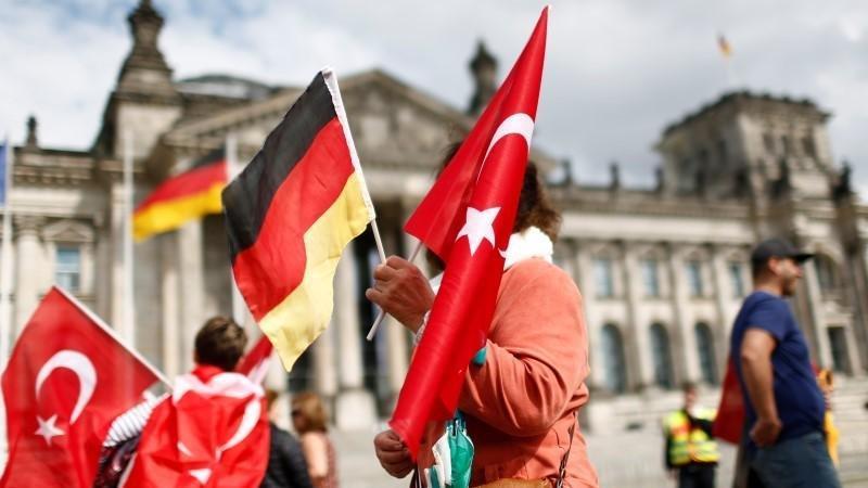 Almanya'dan Türkiye'ye yaptırım açıklaması