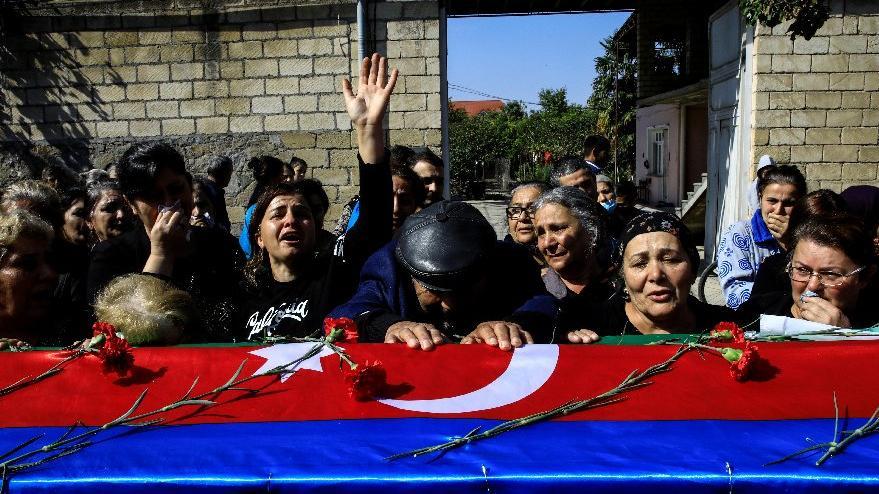 Azerbaycan, Ermenilerin balistik füze sistemini etkisiz hale getirdi