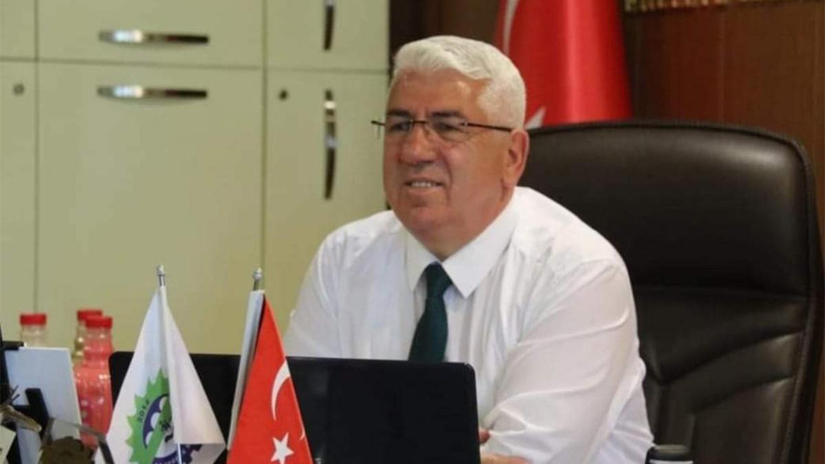 Testi pozitif çıkan Başkan Yüksel İstanbul'a sevk edildi
