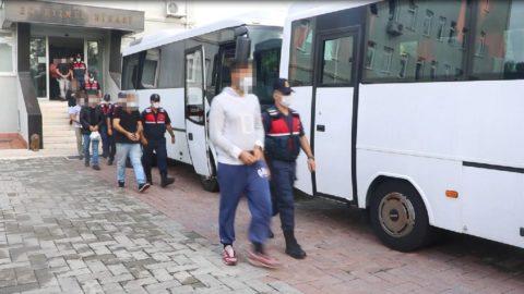 Sahte içki operasyonunda 17 tutuklama kararı